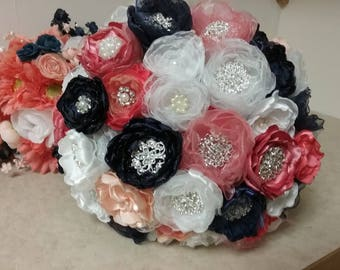 Handmade Brooch Bouquets,Boutonerres,Corsages,Flower Girl Baskets and Headpieces,Ring Bearer Pillows,Wedding Accessories,Prom,Quinceanera