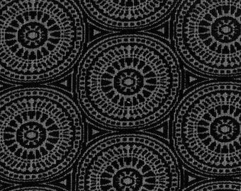 Fabric, jacquard, velvet, Formentera style wax