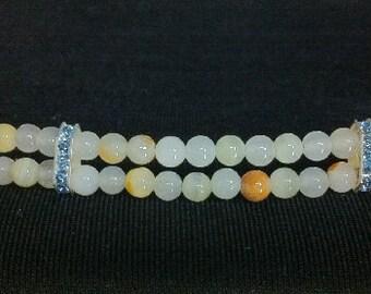 Mco Aqua White Bracelet