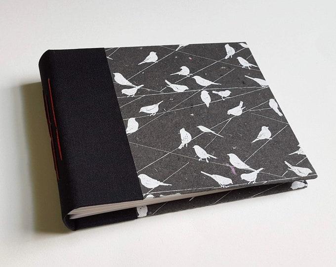 Instax Mini, Polaroid and Instagram Photograph Album - Graduation Gift - Wedding Guestbook - Wedding Book - Graduation Book - Sketchbook
