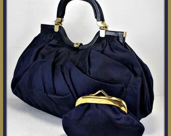 Vintage Silk Handbag,Vintage Handbag,Vintage Silk Pocketbook,Vintage Pocketbook,Vintage Silk Purse,Vintage Purse,Vintage Silk Bag,Silk Purse