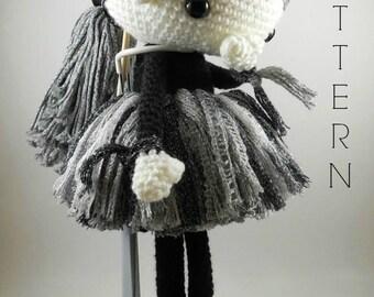 Navil - Amigurumi Doll Crochet Pattern PDF