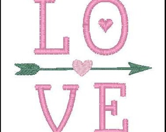 love embroidery design wedding embroidery design arrow embroidery design love subway embroidery