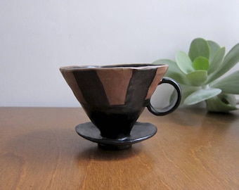 Pour Over Coffee Cone | Drip Coffee Maker