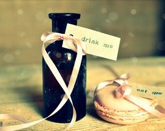 SALE Eat Me, Drink Me - Fine Art Photograph