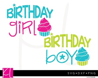 Birthday svg, Birthday Girl svg, Birthday Boy svg, Twins Birthday svg, Cupcake svg, Cute Birthday svg, Happy Birthday svg, Birthday Shirt