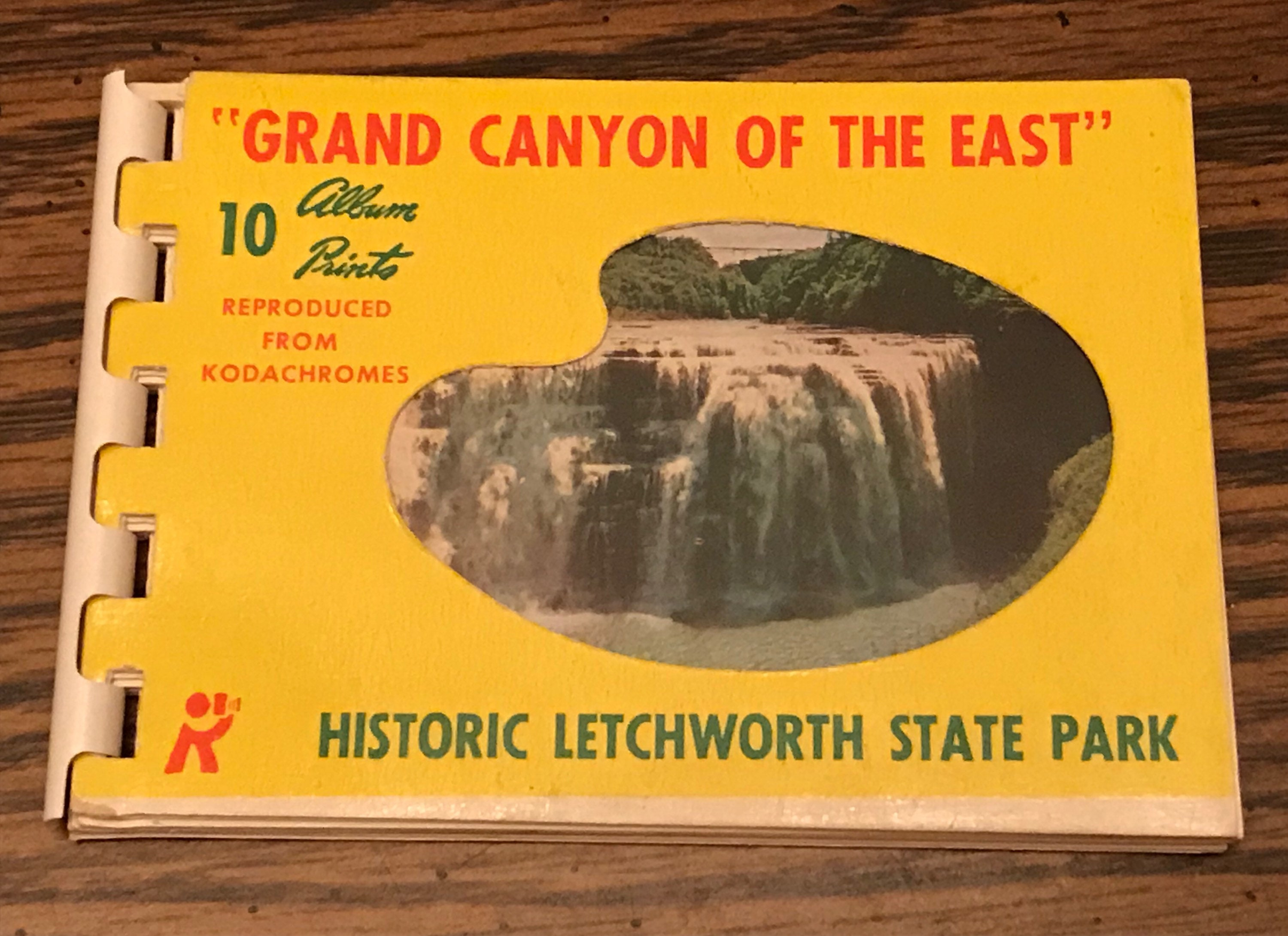 Historic Letchworth State Park NY Grand Canyon of the