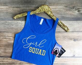 girl squad tee, girls squad, girl squad shirt, squad girl, girls squad goals, womens squad tee, squad goals, lady boss shirt, girl squad