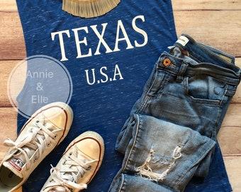 Texas U.S.A.