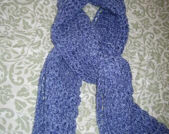 Crocheted Scarf/Wrap