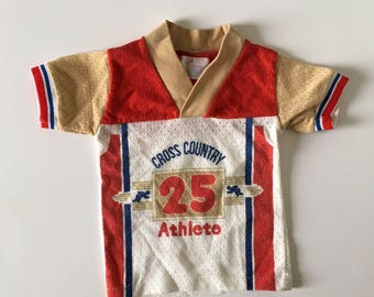1980's Cross Country Tee (18/24 months)