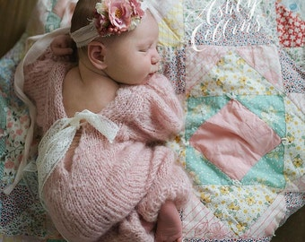 Newborn Girl Photo Outfit, Baby Photo Prop, Baby Girl Outfit, Newborn Girl Outfit, Newborn Girl Photo Prop, Infant Photo Outfit, Baby Girl