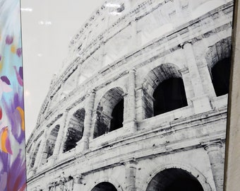 The Coliseum 16x20 Ready to hang wall art