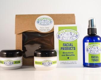 Face Care Starter Kit