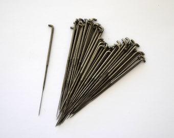 BULK FELTING NEEDLES / 50 Triangle Needles / You Pick The Gauge / Wholesale Felting Needles / Needle Felting Needles