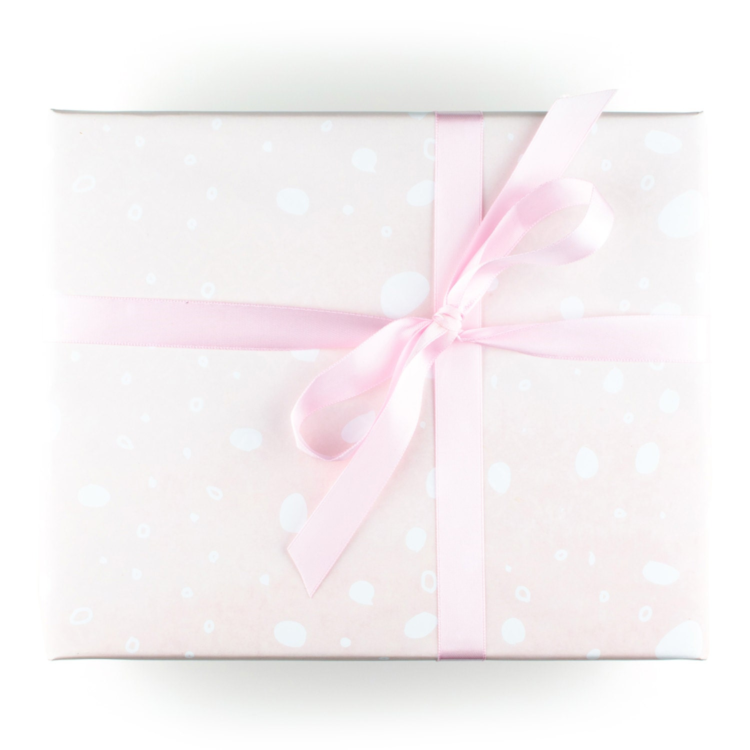 Pink Wrapping Paper for Wedding Gift Wrap Wedding Giftwrap for Girl ...