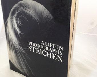 A Life in Photography by Edward Steichen (Bonanza Books)