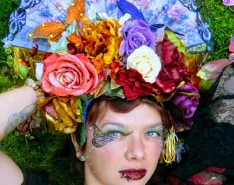 Garden Party Headdress