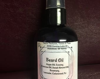 Luxurious Beard Oil