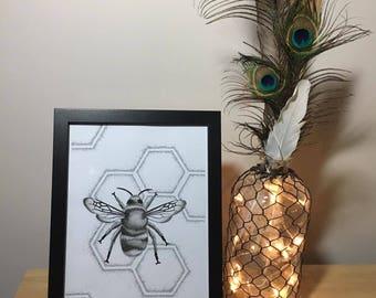 Creepy Crawly Bee