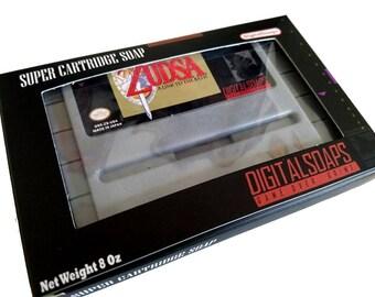 SNES Cartridge Soap, Zudsa: Link to the Bath Zelda Parody, Game Cartridge Soap