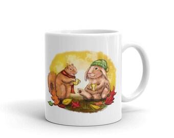 Fall Friends Mug