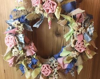 Ragamuffin Wreath