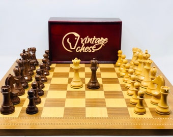 SOCHI Chess with Board and box.