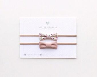 Mini bow - Lillian set