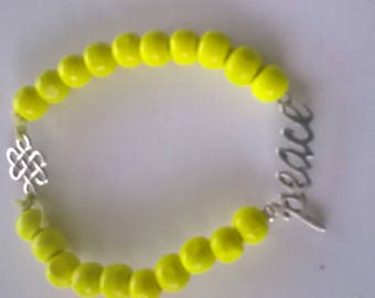 Bracelet fluor