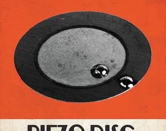 Piezo Transducer 27 mm