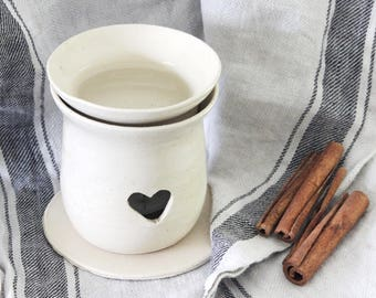 Ceramic oil burner, Oil diffuser, air freshener, essential oil burner, home scents diffuser, aromatherapy diffuser