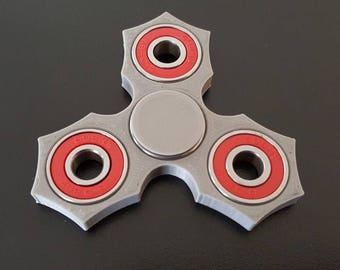 Custom Fidget Spinner - EDC Desk Toy - Focus Tool -Premium Bearings