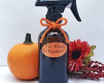 Fall Wreath Air Freshener