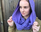 Infinity Scarf / Lavender...