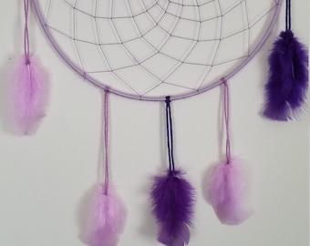 Handmade Lavender Dream Catcher