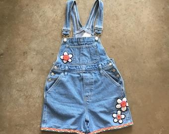 JORDACHE - girls overalls
