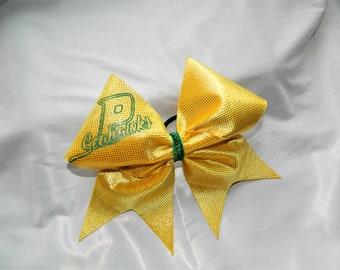 PHS Peninsula High School Seahawks Cheer Bow Hair Bow