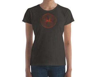 Spiro Women's short sleeve t-shirt