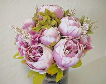 Silk Flowers Centerpieces Etsy Au