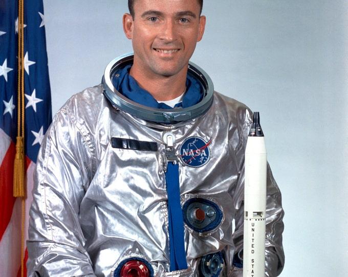 Astronaut John Young - 5X7, 8X10 or 11X14 NASA Photo (AA-505)