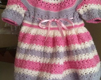 Gift, Baby Romper. Baby clothes. Ready to ship, Baby romper, size 6 to 12 months, Girls Romper