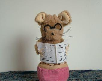 Tailor of Gloucester Beatrix Potter Mouse Plush