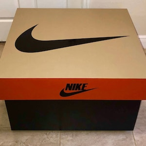 Nike or Jordan Shoe Storage Box
