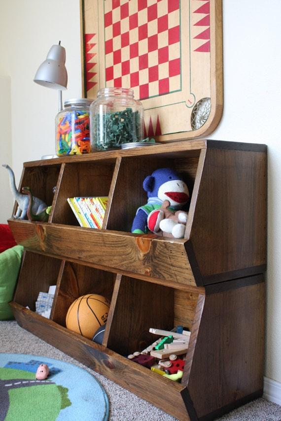 Superior Toy Storage Bins Woodworking Plans