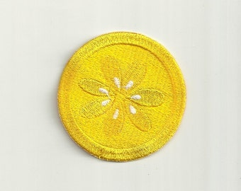 Small Slice of Fruit, Patch! Any Color Custom Made!