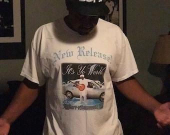 Robert Kimbrough, Sr. - It's Yo World T-Shirt