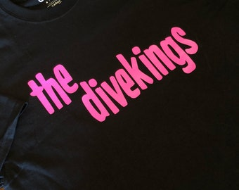 Divekings Shirt - Black