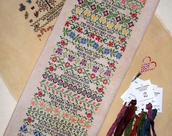 My Mother's Garden 2 PDF Chart by Northern Expressions Needlework