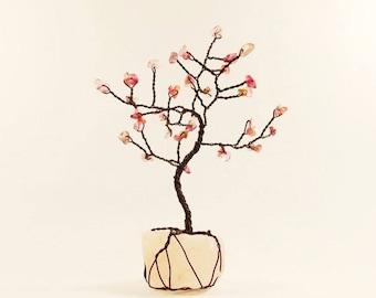 Gemstone tree